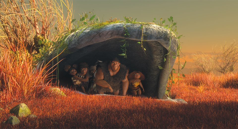 Los Croods | ?Mimos pa... Ryan Reynolds Instagram