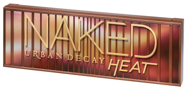 Naked Heat, la paleta más ardiente de Urban Decay