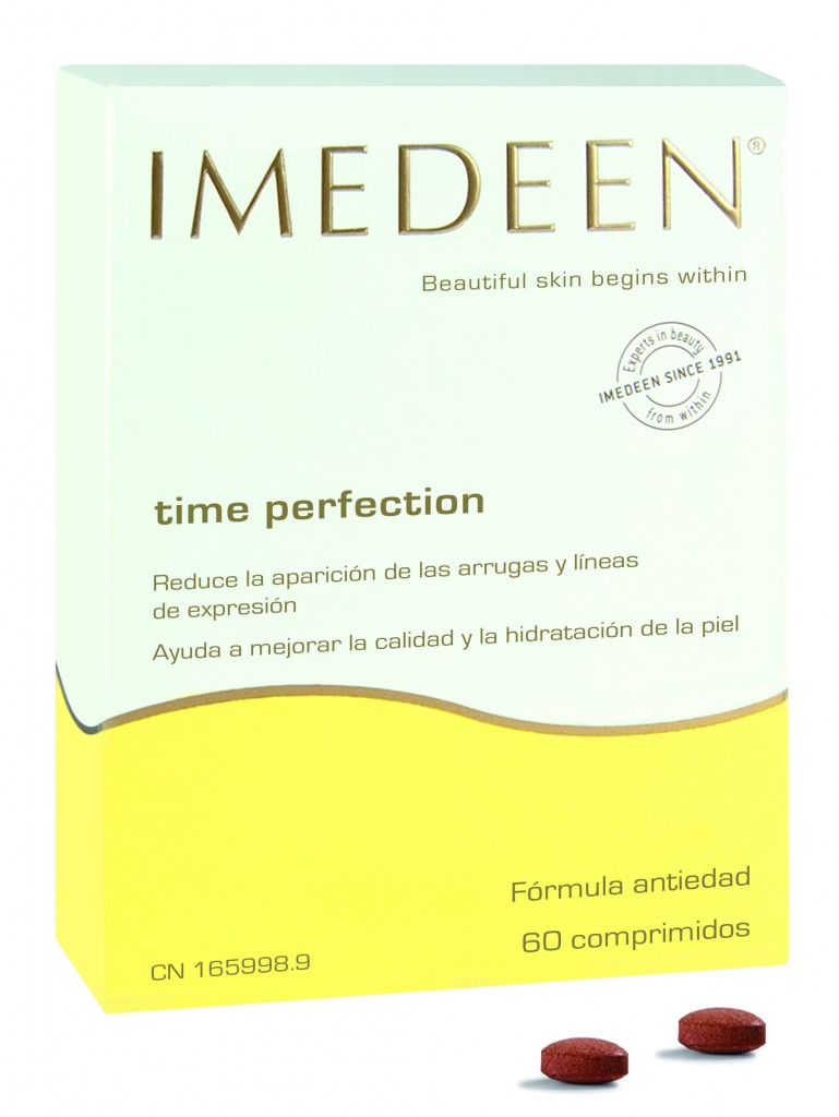 IMEDEEN Time Perfection - Envase con pastillas