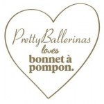 Pretty Ballerinas loves Bonnet à Pompon