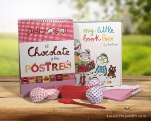 Este mes, la caja de My Little Book Box es rica, rica…