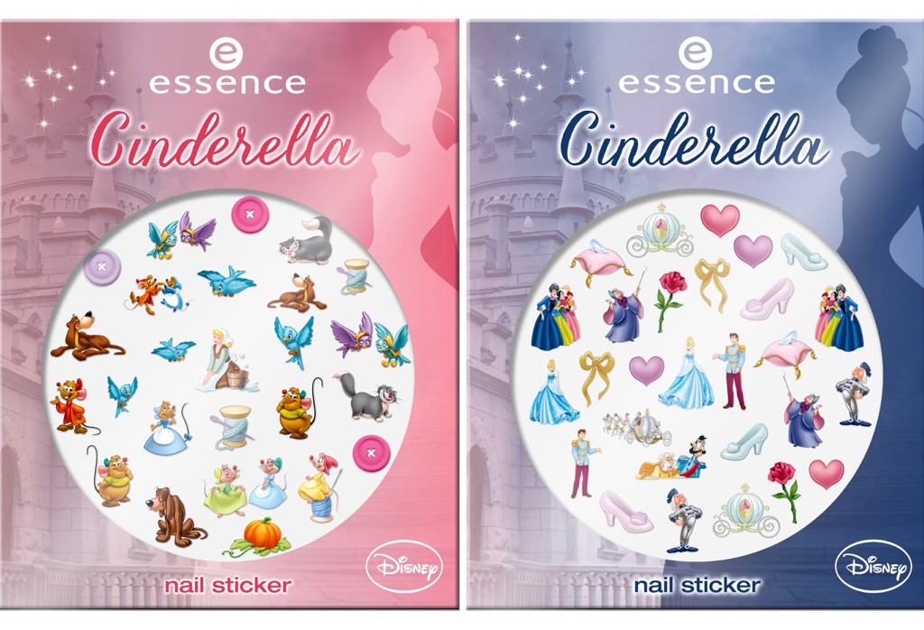 essence_cinderella_stickers