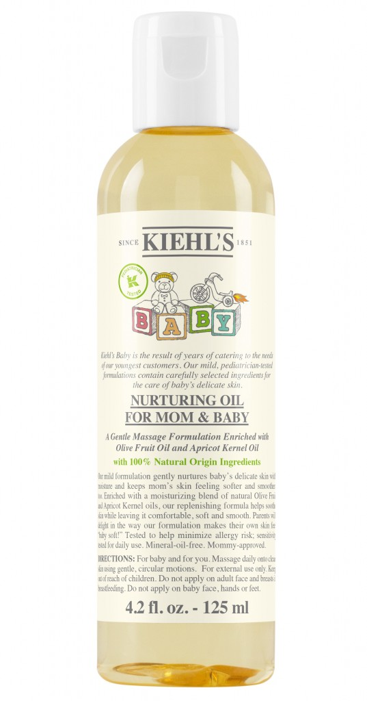 Kiehls-Nuturing-Oil-Mum-Baby-Gentle-Foaming