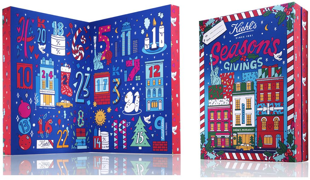 Kiehls-Calendario-de-Adviento-2017